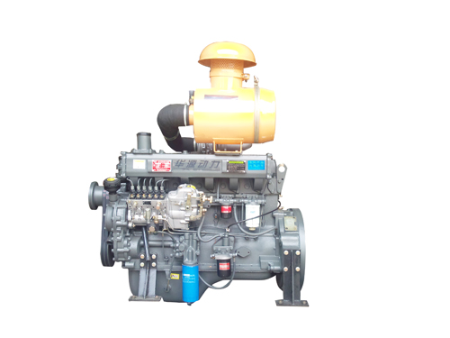 CE Certificated Weifang R6105 130KW Diesels Engine