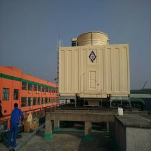 CTI Certified Jnt-350/D Cross Flow FRP Material Cooling Tower with Good Performance