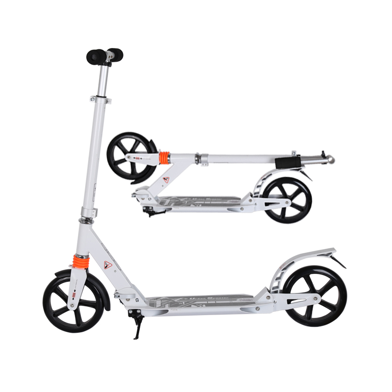 Large Wheel Scooter For Adults