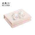 Temperature controlled washable double Electric Blanket