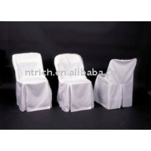 Encantador Poliéster Folding Chair Covers