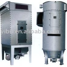 Pulverizador de pulso con bolsa de tela usada en otras industrias