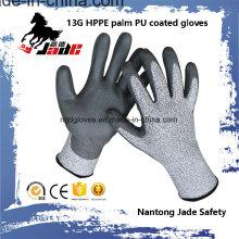 13Г с полиуретановым покрытием сократить устойчивые рабочие перчатки уровня 3 и 5