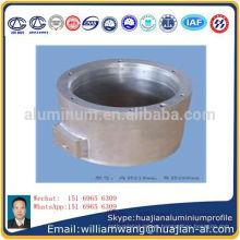 aluminium motor casing profile