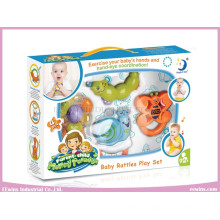 Baby Toys Electronic Toys Baby Rattles (4PCS)