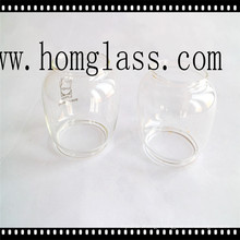 Borosilicate Glass Cover/Lamp Shade for Lamp and Lantern