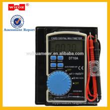 3 3/4 Auto-range Multimeter DT10A * Notebook style
