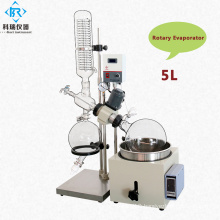 Lab rotary evaporator flask