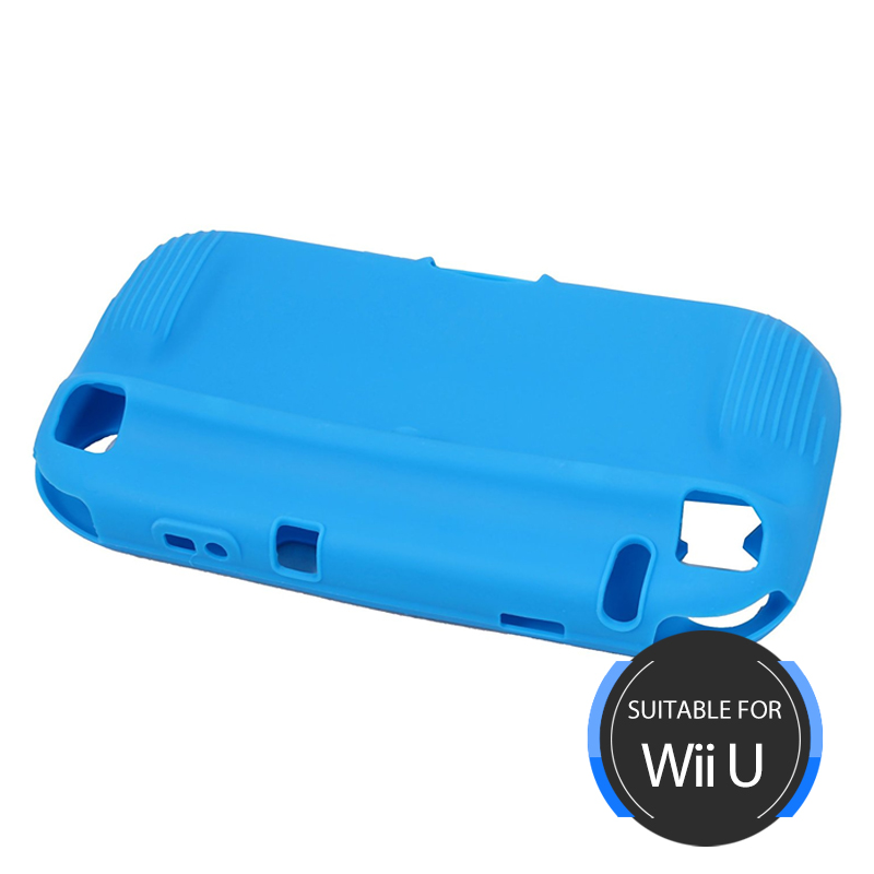 silicone jacket skin for wii u