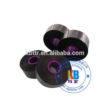 TTO Near edge black ribbon Black Markem smartdate x40 x60 Videojet printer ribbon
