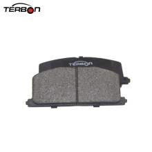 Semi-metallic Raw Material Brake Pads for TOYOTA