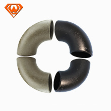 codo de tubo de acero al carbono 17375/30753 soldado