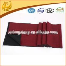 Lenço de seda de viscose de seda simples de moda