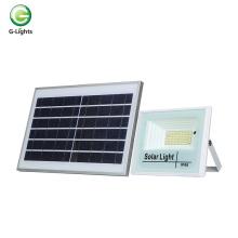 Remote control ABS ip66 solar flood light