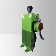 Refroidisseur d'air par évaporation industrielle