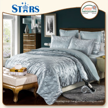 GS-JAC-03 OEKO-TEX 100% polyester home super king size bedding sets