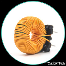 Fábrica personalizada Alta qualidade Mn-zn Ring Coil Ferrite Core Power Inductor