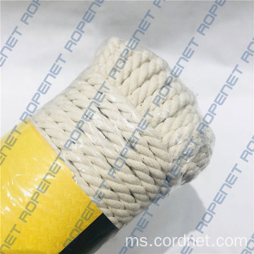 3 Strands Twist Natural Cotton Macrame Rope