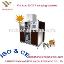DCS-5F16 tipo de vacío semiautomática máquina de embalaje de arroz