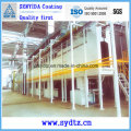 Linha / equipamento / máquina de revestimento em pó de venda quente (pré-tratamento)