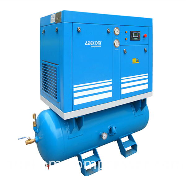 Tank Mounted Electric Air Compressor