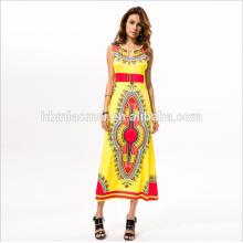 2017 vestido de vendaje de alta calidad, vestidos de verano de las mujeres