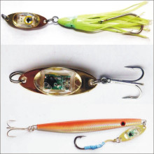 LED Fishing Lure Light and Jigging Enhancer