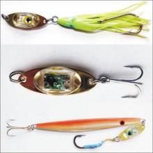LED Fishing Lure Light e Jigging Enhancer
