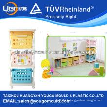 Moule pour boîtes multicouches à injection plastique ménagère pour tiroir