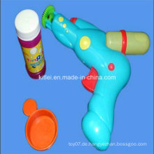 Aufblasbare Vinyl Plastik Wasser Pistole ICTI Kinder Baby Kinder Spielzeug