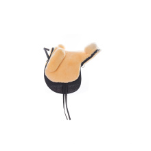 Sheepskin Saddle with Mesh