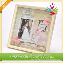 frame de madeira do quadro foto engraçada