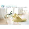 Pansy Comfort Shoes Butterfly-shaped Bun Indoor Slippers For Ladies