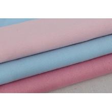 Tela de mezclilla 100% algodón tejida teñida diseño clásico