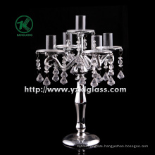 Glass Candle Holder for Home Decoration by SGS...