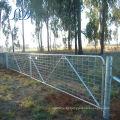 Quantidade de zinco durável e alta Strong n fazenda agricultura estadia portão
