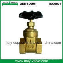CE Approved Brass Non-Rising Stem Gate Valve (AV4062)
