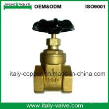 CE Approved Brass Non-Rising Stem Gate Valve (AV4062)