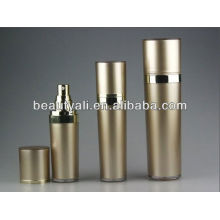 Cone Acrylic Cosmetic Packaging Lotion Bottle