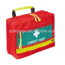 2016 Nuevo bolso de primeros auxilios del diseño, kit de primeros auxilios, bolsa de transporte médica HC-A701