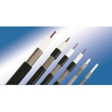 Coaxial cable closed cable