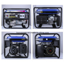 5kw Portable Gasoline Generator with Metal Frame