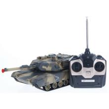 M1a1 tanque brinquedos 1/24 escala militar RC tanque
