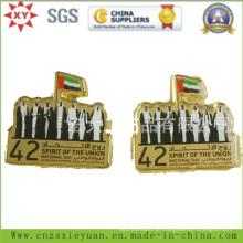 Das Vereinigte Arabische Emirate-Abzeichen mit Magnet