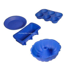 Silicone Rubber Injection Mold for all parts
