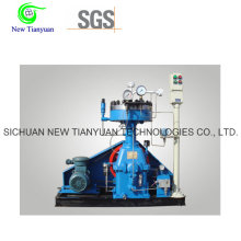 Высокопроизводительный компрессор с газовым сжатием