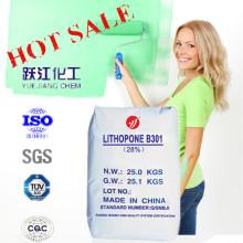 28% Pureza Lithopone de bom preço (B301)
