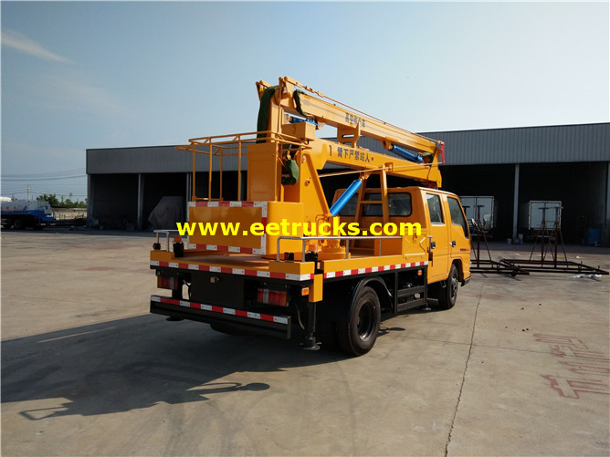 Trucks with Aerial Lift
