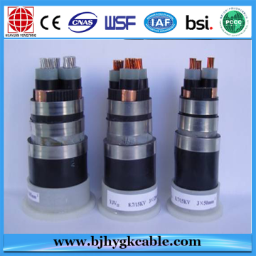 33kv armoured underground cable with XLPE insulated