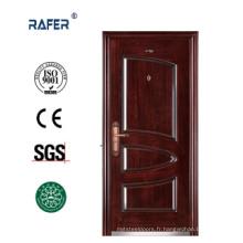 Porte en acier de vente chaude / porte en acier de Roumanie (RA-S075)